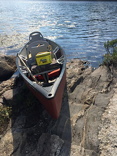 Canoe and Kayak fishing all day.