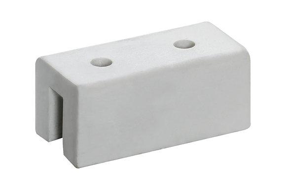 AIS-008: 125mmSF스톱바: 백색/회색