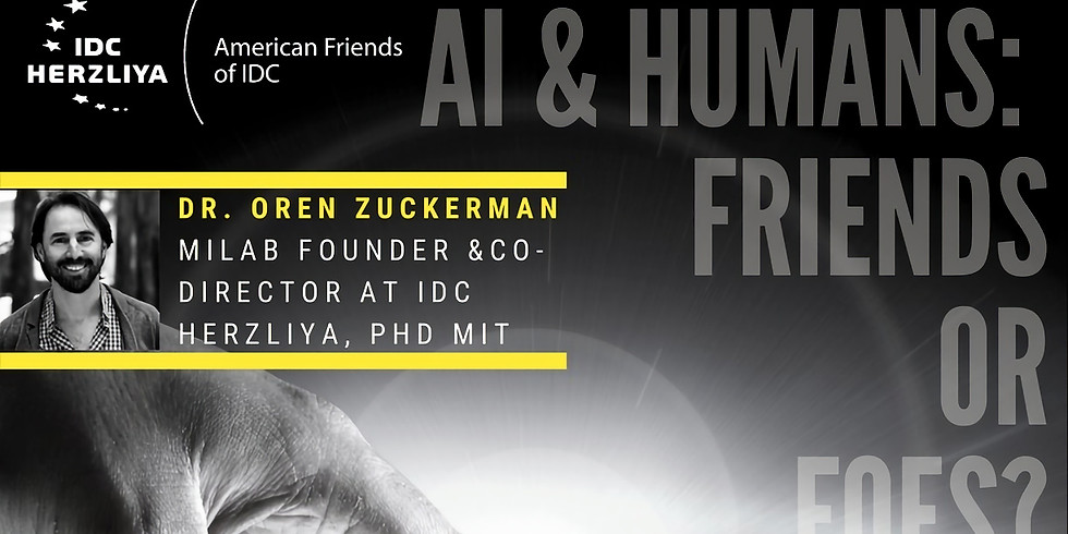 AI and Humans. Friends or Foe?