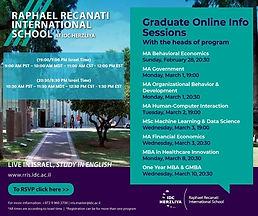 Graduate Mini Series Sessions February-M