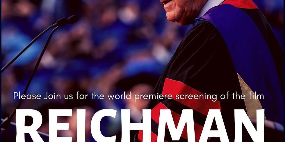 Reichman - World Premier at LA 33rd Israel Film Festival