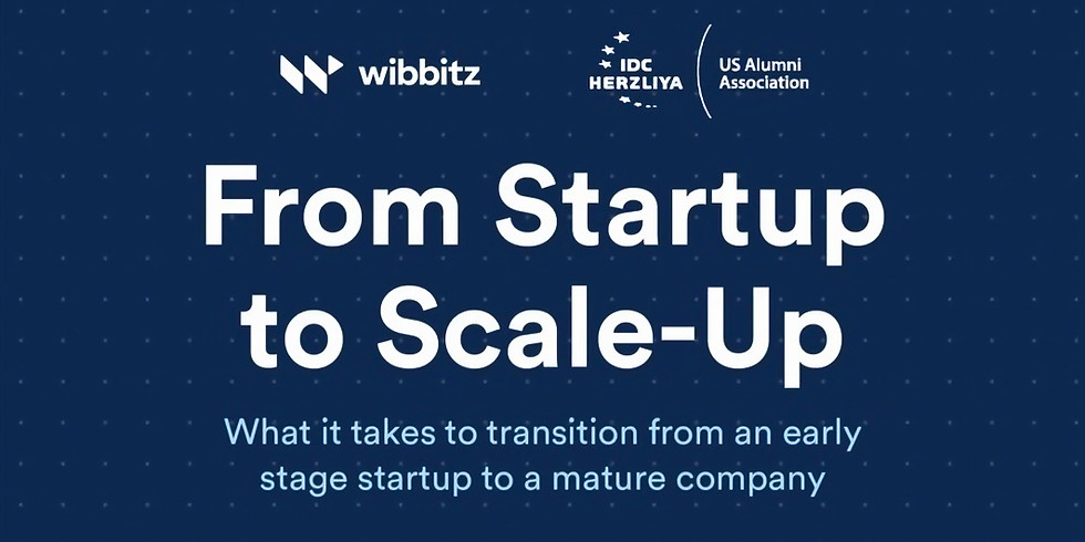 From Startup to Scale-Up: NYC IDC Alumni Tech Event