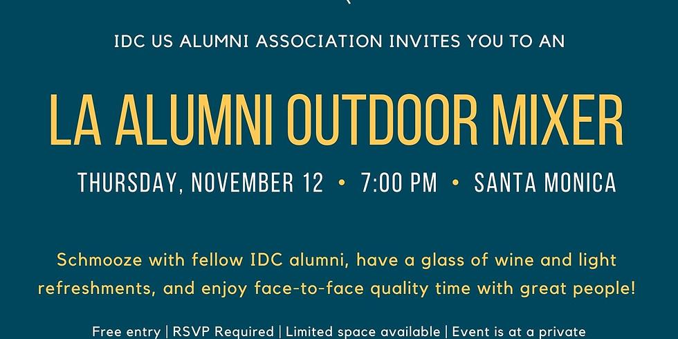 LA Alumni Outdoor Mixer