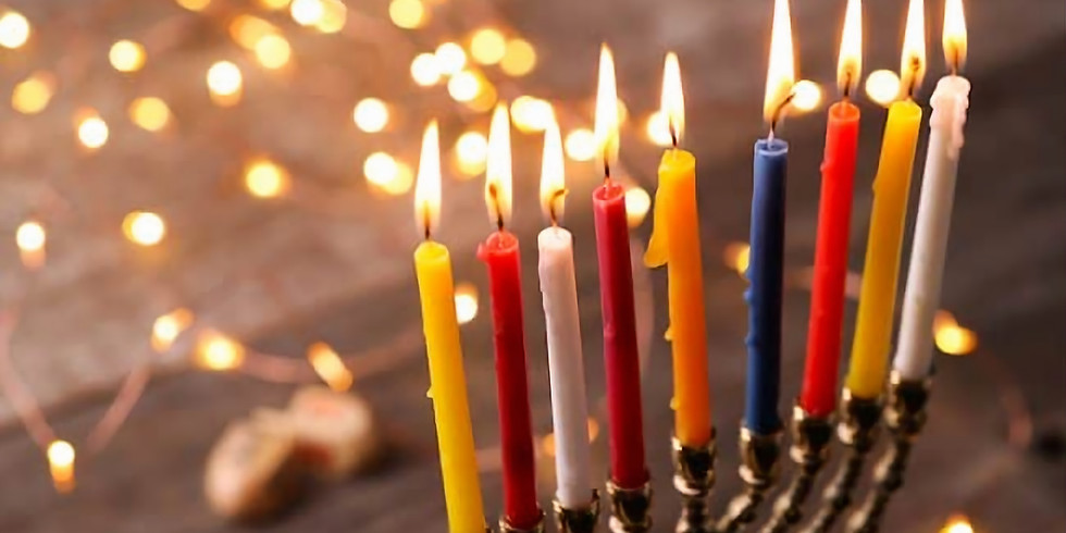 AFIDC & Act.IL Celebrates Hanukkah!