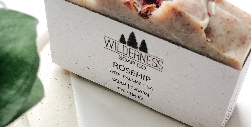 Rosehip Soap Bar