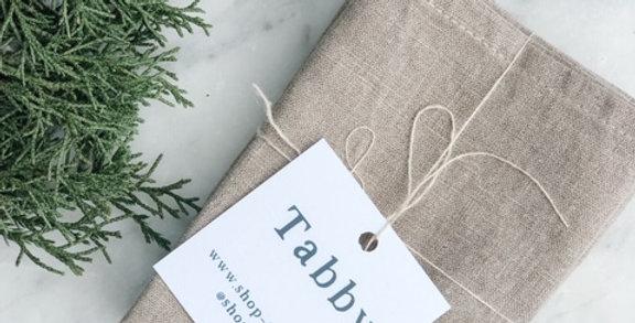 Linen Napkins - Flax