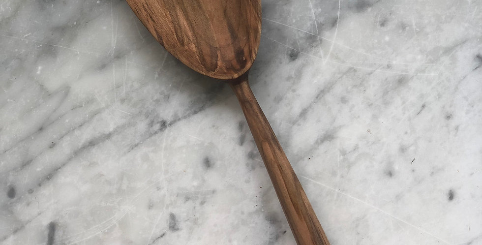 Oval Serving Spoon - Ambrosia