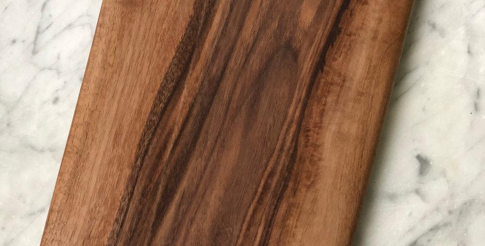 Large Rectangular Serving Board - Walnut #2