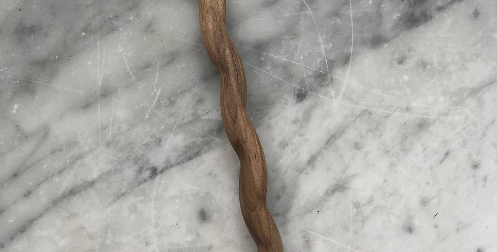 Wiggly Stirring Spoon - Ambrosia Maple