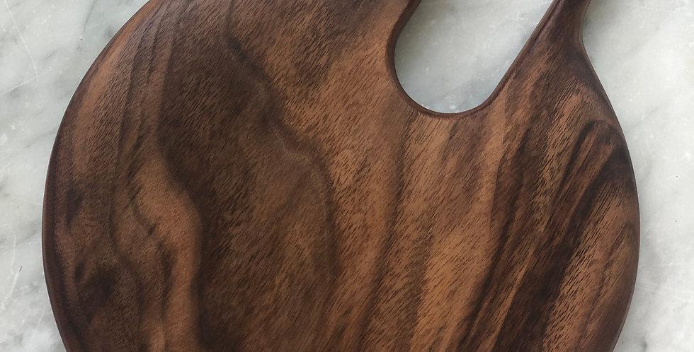 Small Walnut Serving Board #4