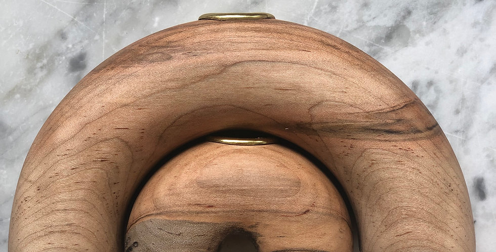 Ambrosia Maple Arches Candle Holder #2
