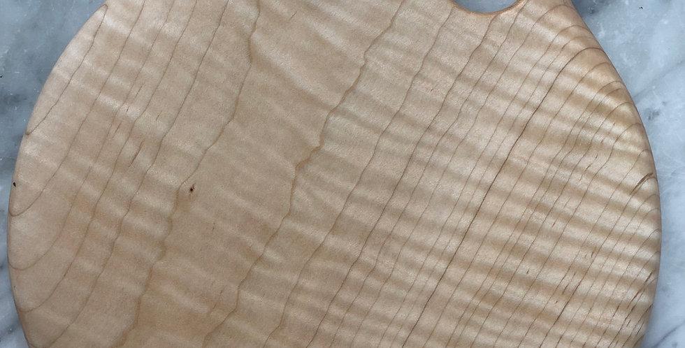 Large Bird's Eye Maple Serving Board #2
