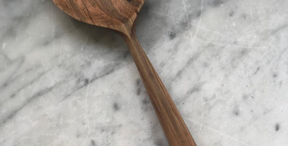 Round Ambrosia Serving Spoon