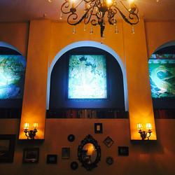 Pushkin Russian Restaurant  Interior