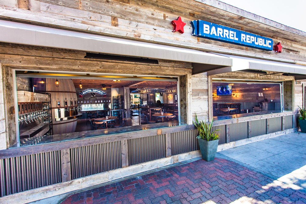 Barrel Republic Carlsbad Facade