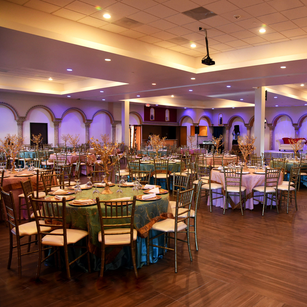 Royal India Banquet Room