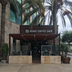 Agave Cafe Exterior