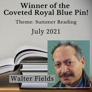 July Winner
