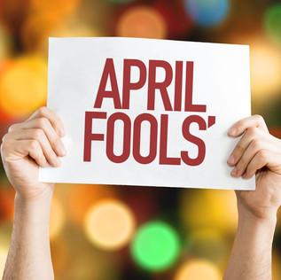 April: April Foolish Purchases