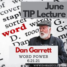 June: Dan Garrett