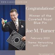 February Winner