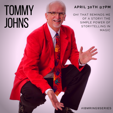 4/30 Tommy Johns