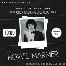 July: Howie Marmer