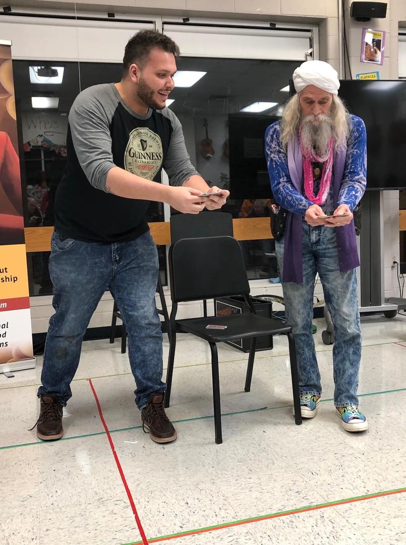 Chris Hanowell and Martin Baratz