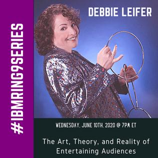 6/10 Debbie Leifer