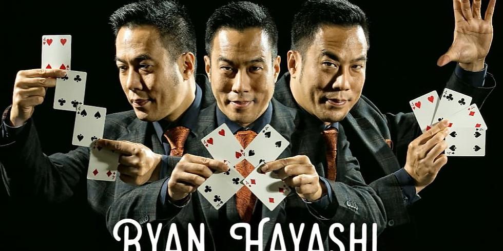 Ryan Hayashi Virtual Lecture