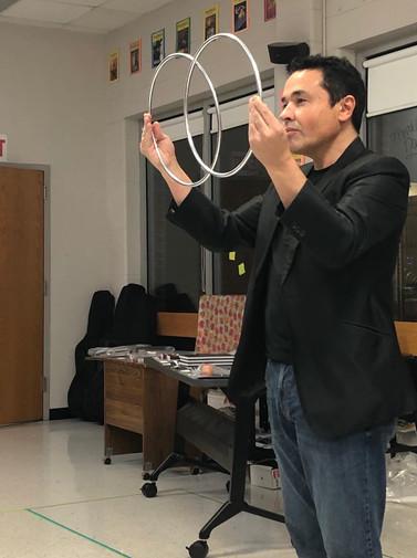 Marc Oberon Lecture