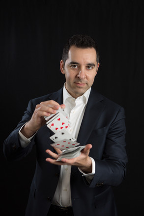 Playing with Cards