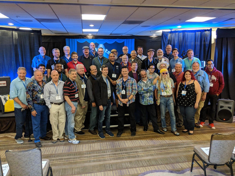 Club Members at Atlanta Harvest of Magic