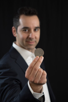 Appearing Coin