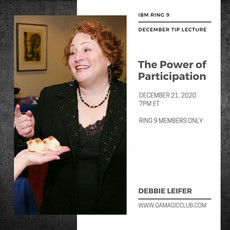 December: Debbie Leifer
