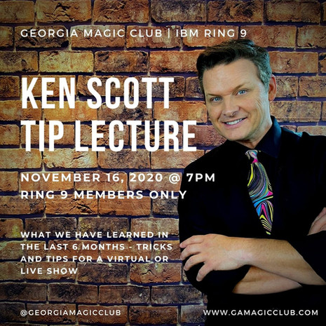 November: Ken Scott