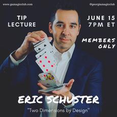 June: Eric Schuster
