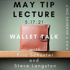 May: Eric Schuster & Steve Langston