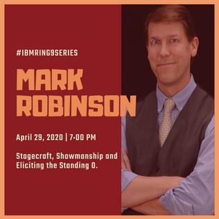 4/29 Mark Robinson