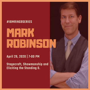 4/29 Mark Robinson