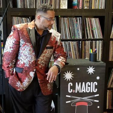 C. Magic