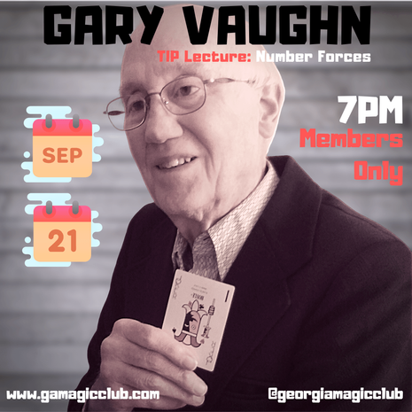 September: Gary Vaughn