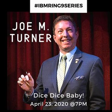 4/23 Joe M. Turner