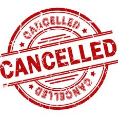 March: Postponed