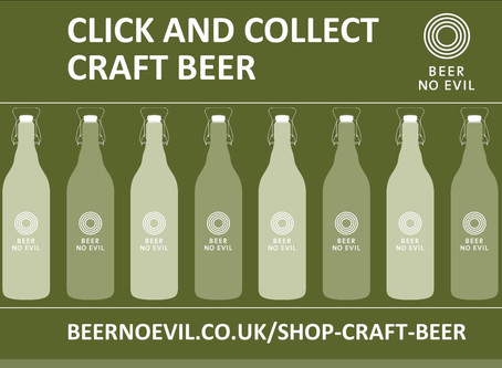 Click and collect, Collabagedon, Birthday beer time and festive fun