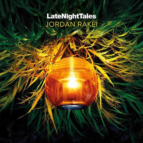 LATE NIGHT TALES - JORDAN RAKEI