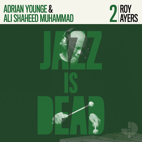 JAZZ IS DEAD VOL. 2 - ROY AYERS