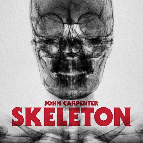 JOHN CARPENTER 'SKELETON b/w UNCLEAN SPIRIT'