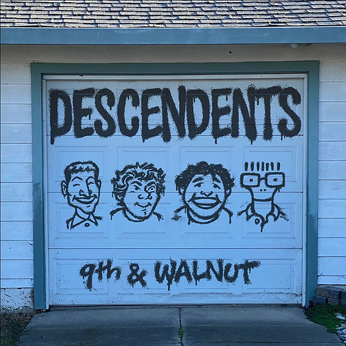 DESCENDENTS '9TH & WALNUT' - OUT JULY 23