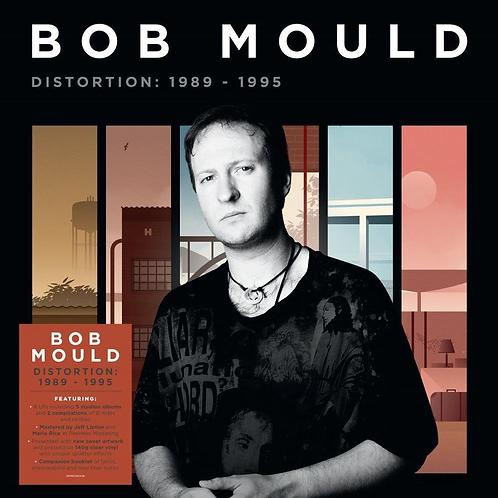 BOB MOULD 'DISTORTION' BOX SET